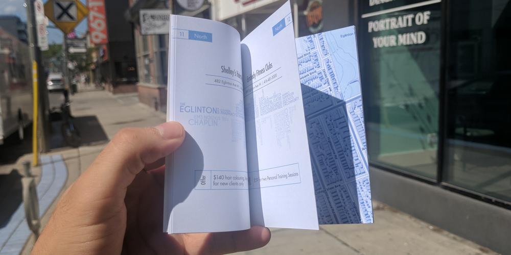 Eglinton Way passport