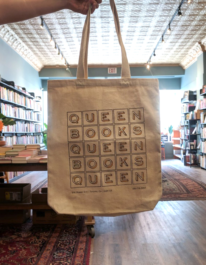 Queen Books Bag