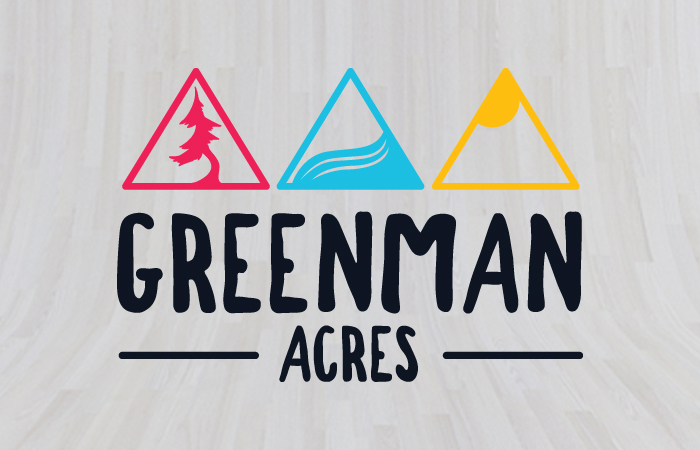 Greenman Logo two